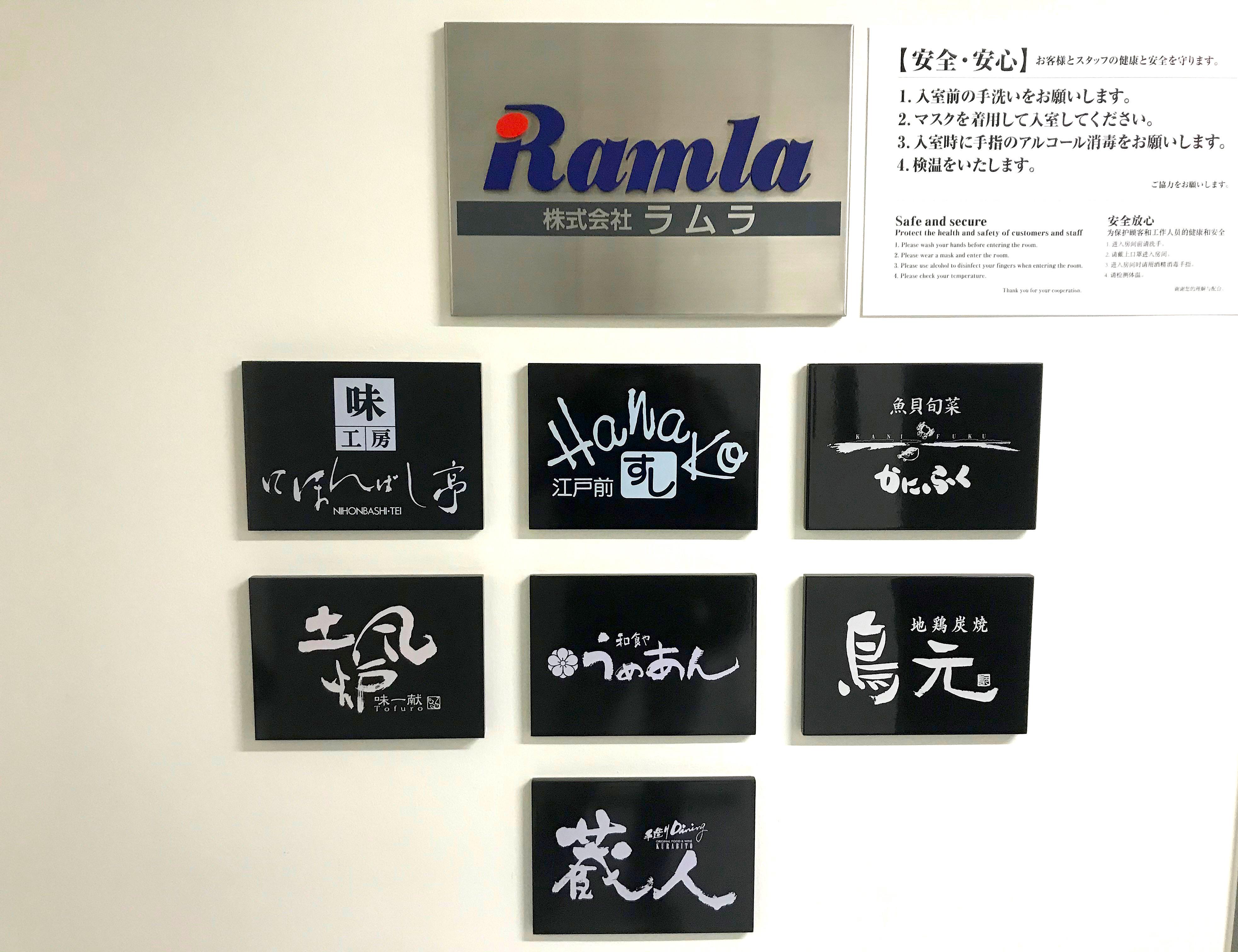 株式 会社 ラムラ